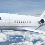 Business Jet Defines Luxury and High Performance