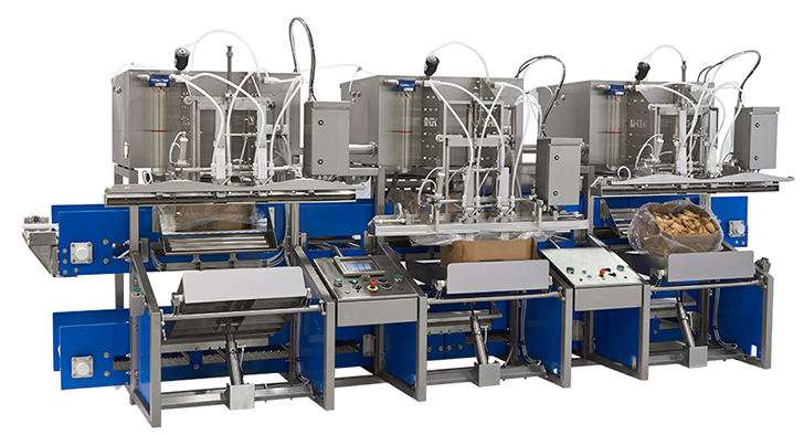 Technology has brought about a revolution in the packaging industry with MAP equipment and CVP equipment becoming efficient than ever