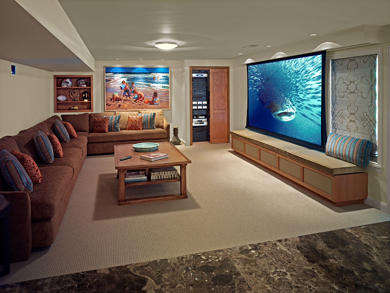 Why should you invest in a professional home theater system in Scottsdale?